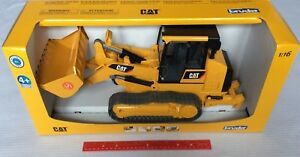 Bruder Caterpillar CAT Excavator 02439 Construction Toy 1:16 Scale Boys Age 4+