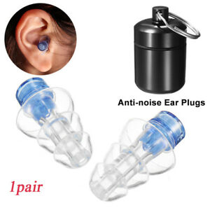 Protection Earbud Musician Earplugs Silicone Earphone Noise Reduction Filter