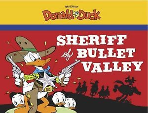 Sheriff of Bullet Valley, Paperback by Barks, Carl, Brand New, Free shipping ...
