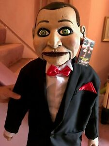 Halloween Trick Or Treat Studios Dead Silence - Billy Puppet Prop Haunted House