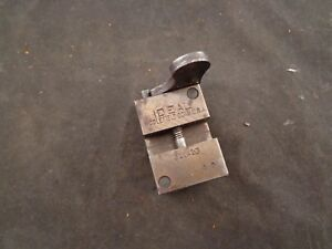 RARE LYMAN IDEAL SINGLE CAVITY CAST BULLET MOLD 311413 30 308 RIFLE 169GR WGC