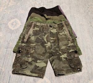 Toddler Boys Quiksilver baby GAP & Under Armour Shorts 2T Lot Of 3 pre owned