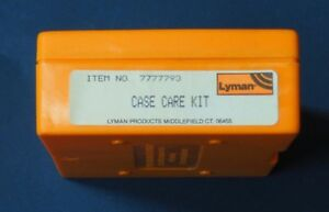 Lyman Case Care Kit-(7777793)-COMPLETE-in Factory Box