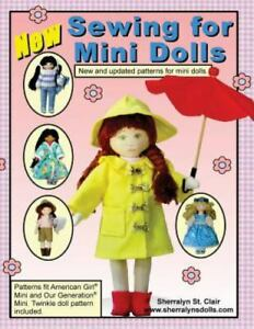 Sewing for Mini Dolls : New and Updated Patterns for Mini Dolls Paperback by... $15.20