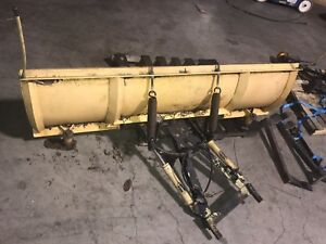 meyer snow plow Fits Jeep CJ5 CJ7 - Shipping Service Available