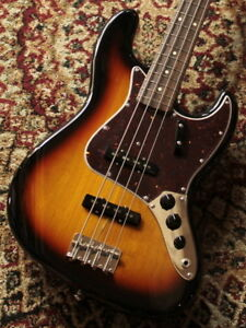 Fender MIJ 2018 Limited Collection 60s Jazz Bass 3TS New