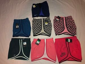 New NIKE women's tempo dry fit running shorts XS S M L or XL your choice
