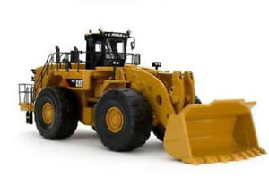NORSCOT 150 CAT 993K Wheel Loader 55229 Construction Vehicle Model Toy