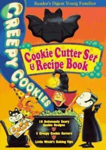 Creepy Cookies : Cookie Cutter Set and Recipe Book by Curtis, Tracy