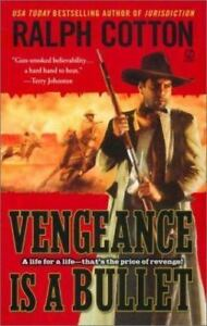 Vengeance Is a Bullet-ExLibrary