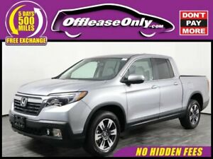2018 Ridgeline Crew Cab RTL-T AWD Off Lease Only 2018 Honda Ridgeline Crew Cab RTL-T AWD Regular Unleaded V-6 3.5