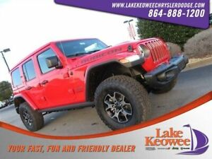 2018 Wrangler Rubicon 2018 Jeep Wrangler Unlimited Rubicon 1 Firecracker Red Clearcoat Convertible Reg