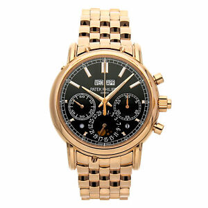 Patek Philippe Split-Seconds Chronograph Perpetual Calendar Watch 52041R-001