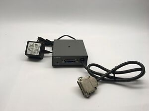 EXTRON RGB 112 UNIVERSAL DB 13W3 COMPUTER-VIDEO INTERFACE ULTRA RARE