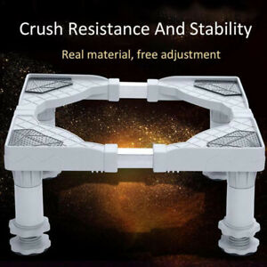 Washing Machine Base Laundry Universal Adjustable Raised Stand New Hot Hot Sale