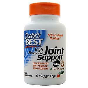 Doctor's Best Joint Support High Absorption 60 vcaps