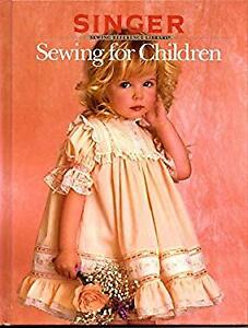 Sewing for Children Hardcover Cy Decosse Inc $4.49