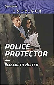 Police Protector (The Lawmen: Bullets and Brawn)-E