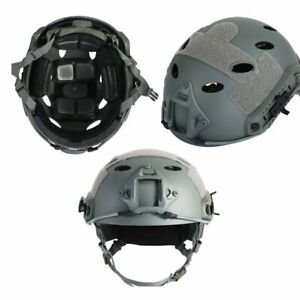 Multifunction Military Tactical Protective ABS Fast Helmet for Airsoft Paintball