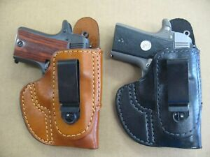 Azula TUCKABLE NON COLLAPSING In The Waist IWB Concealment Holster ..Choose - 1