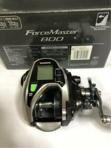 Shimano Force master 800 beautiful goods