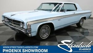 1963 Starfire -- Olds Star Fire Blue Auto V8 Roto Classic Vintage Collector Original High Compres