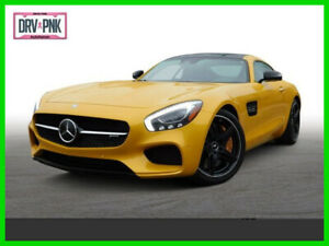 2016 Mercedes-Benz AMG GT S 2016 S Used Turbo 4L V8 32V Automatic Rear Wheel Drive Coupe Premium