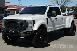 2018 Ford F-450  King Ranch 3 Inch Lift 24 Inch American Force Wheels