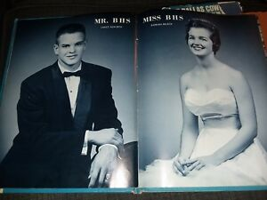 Lance Alworth Own Personal Yearbook + father birthday Card & super bowl book