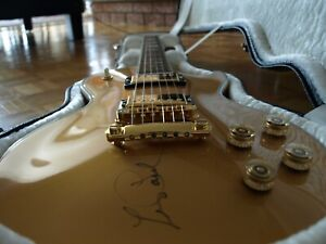 Gibson Les Paul Supreme Signed by Les Paul on 90th Birthday Only 90 made