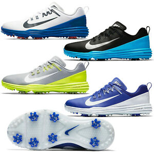 Nike Lunar Command 2 Mens Golf Shoes Cleats Spikes - Pick Size