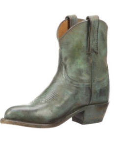WOMEN'S LUCCHESE WYLY BOOTIE TURQUOISE N6562