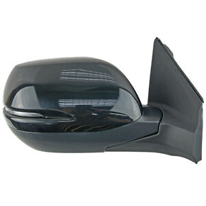 NEW Black Right Electric Side Mirror w LED 9P For CR V RM3 RM4 2012 2016 $161.00