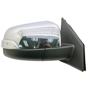 NEW Chrome Right Electric Side Mirror w Light 5P For Mazda BT 50 Pickup 2012 20 $152.00