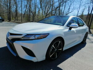 2019 Camry XSE 2019 TOYOTA CAMRY XSE 15121 Miles WHITE SEDAN 4-DR  8-SPEED AUTOMATIC