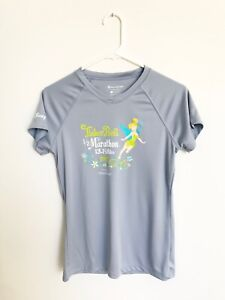 2017 Run Disney Tinker Belle 12 Marathon Woman's Champion Shirt size SPCH