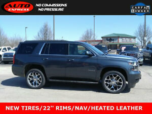 2019 Chevrolet Tahoe LT 4X4 Navigation Heated Leather 22