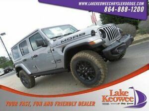2018 Wrangler Moab 2018 Jeep Wrangler Unlimited Moab 1 Billet Silver Metallic Clearcoat Convertible