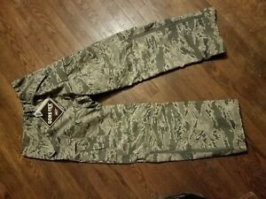 Genuine US Military Issue ECWCS Gen II Level 6 Gore-Tex Waterproof Pants - ACU