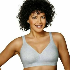 Playtex 18 Hour Cotton Stretch Bra 4Way Support Wirefree 474C Very Comfortable