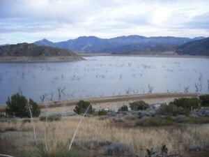 California Lake front waterfront lot.  270 view Lake Isabella nest inside Park
