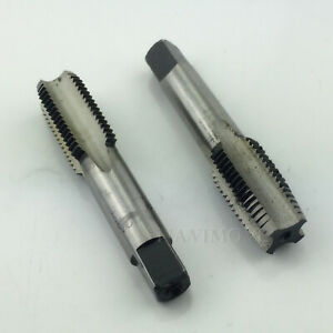 New HSS 14mmx1.5 Metric Taper amp; Plug Tap Right Hand Thread M14x1.5mm Pitch USA $9.70