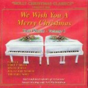 We Wish You a Merry Christmas: Twin Pianos Volume 1