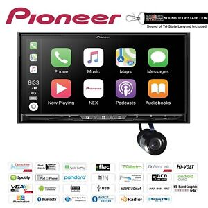 Pioneer AVIC-W8500NEX Navigation Receiver with Bullet Style Camera