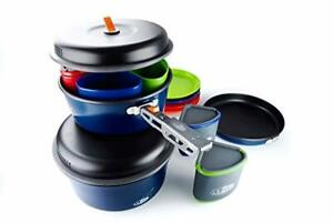 GSI Outdoors Bugaboo Camper Nesting Cook Set Superior Backcountry Cookware Sin