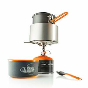GSI Outdoors - Pinnacle Soloist Complete Nesting Cook Set Superior Backcountry