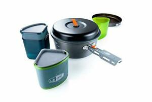 GSI Outdoors - Pinnacle Backpacker Nesting Cook Set Superior Backcountry Cookw