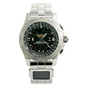 Breitling Air Wolf A78363 Steel 43mm  Watch (Certified Authentic