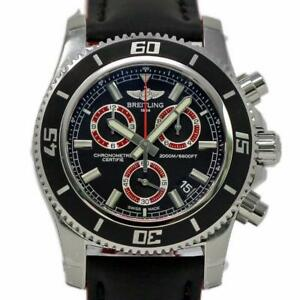 Breitling Superocean A73310 Steel 46.0mm  Watch (Certified Authentic