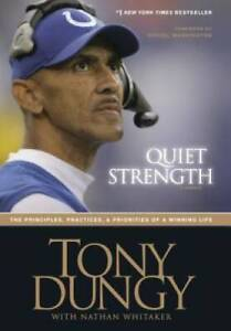 Quiet Strength: The Principles Practices Priorities of a Winning Life GOOD $3.59